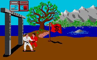 Screenshot of Fist of Fury