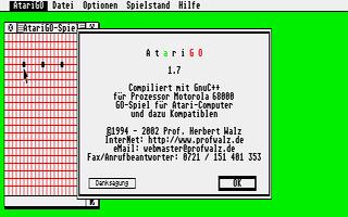 Screenshot of AtariGO
