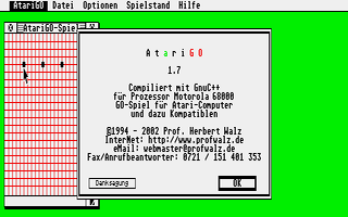 Thumbnail of other screenshot of AtariGO