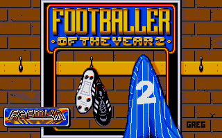 Thumbnail of other screenshot of Footballer of the Year 2
