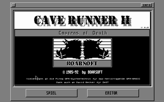 Thumbnail of other screenshot of Cave Runner II - Caverns Of Death