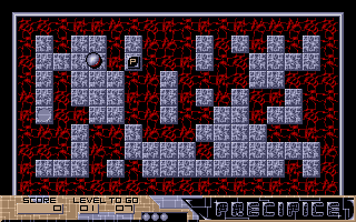 Screenshot of Precipice