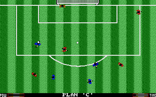 Screenshot of Footballer of the Year 2