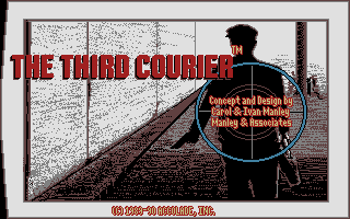 Thumbnail of other screenshot of Third Courier, The