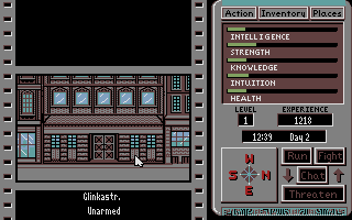 Screenshot of Third Courier, The