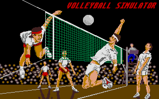 Thumbnail of other screenshot of Volleyball Simulator