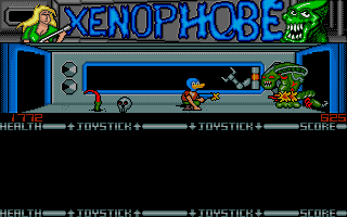 Thumbnail of other screenshot of Xenophobe