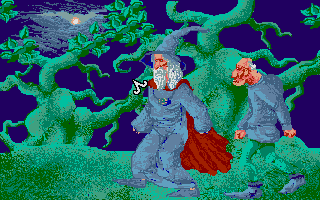 Screenshot of Talespin - The Grail