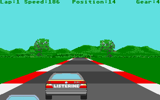 Screenshot of Touring Car Racer