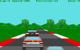 Screenshot of Touring Car Racer