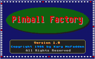 Thumbnail of other screenshot of Pinball Factory