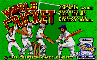 Thumbnail of other screenshot of World Cricket
