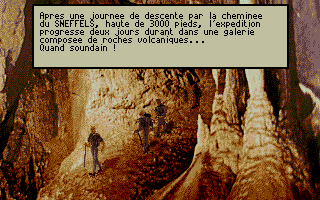 Thumbnail of other screenshot of Voyage au Centre de la Terre