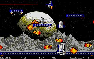 Screenshot of Jetpac