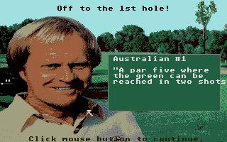 Thumbnail of other screenshot of Jack Nicklaus Golf