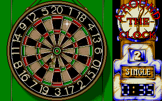 Thumbnail of other screenshot of Jocky Wilson's Darts