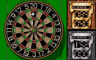 Screenshot of Jocky Wilson's Darts