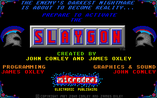 Thumbnail of other screenshot of Slaygon