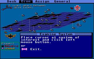 Screenshot of Stellar Crusade