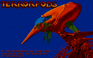 Thumbnail of other screenshot of Terrorpods
