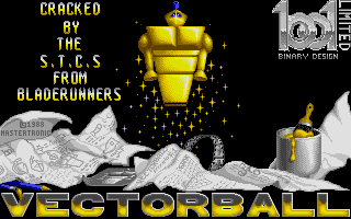 Thumbnail of other screenshot of Vectorball