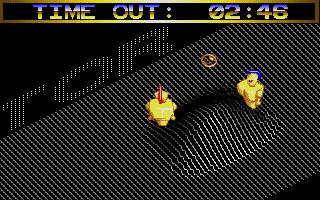 Screenshot of Vectorball