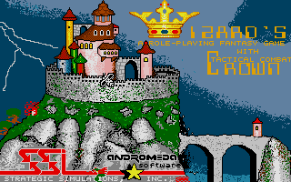 Screenshot of Wizard's Crown