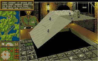 Screenshot of Powermonger - World War I Edition
