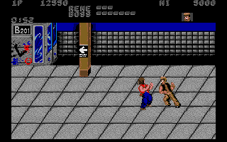 Screenshot of Renegade