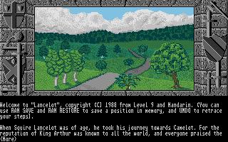 Thumbnail of other screenshot of Lancelot
