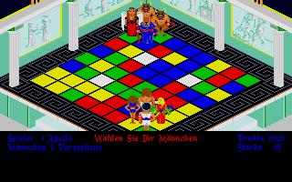 Screenshot of Powerplay - The Game of the Gods