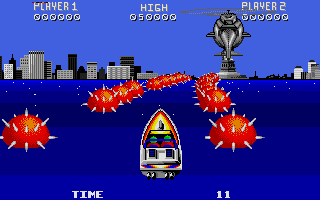 Screenshot of Speedboat Assassin