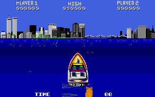 Screenshot of Speedboat Assassin
