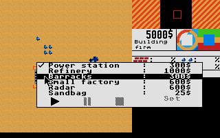 Screenshot of STune - The Battle For Aratis