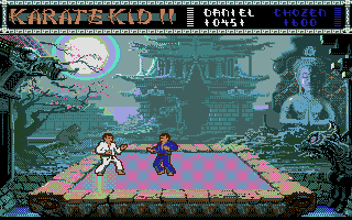 The final fight, I never managed to slay Chozen!