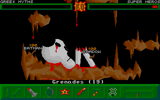 Thumbnail of other screenshot of Battle Zone