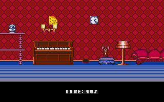 Screenshot of Tom & Jerry