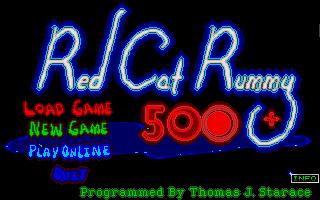 Screenshot of Red Cat Rummy 500+