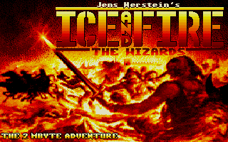 Thumbnail of other screenshot of Ice and Fire: The Wizards