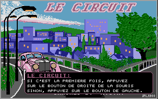 Thumbnail of other screenshot of Circuit, Le