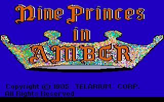 Thumbnail of other screenshot of Nine Princes in Amber