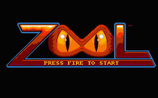 Zool...The Ninja of the Nth Dimension! Whatever that is supposed to mean...