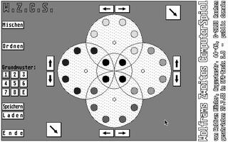 Screenshot of W.Z.C.S. - Wolframs Zweites ComputerSpiel