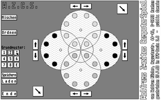Thumbnail of other screenshot of W.Z.C.S. - Wolframs Zweites ComputerSpiel