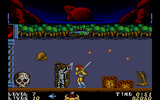 Screenshot of Thundercats