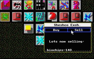 Thumbnail of other screenshot of Sundog - Frozen Legacy