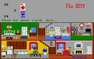 Thumbnail of other screenshot of Little Computer people