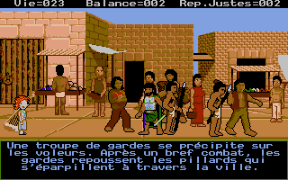Thumbnail of other screenshot of Le Labyrinthe Des Pharaons