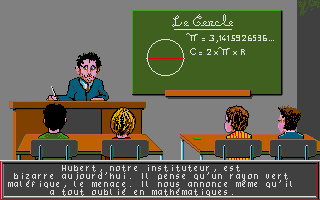 Thumbnail of other screenshot of Le Labyrinthe Aux Cent Calculs