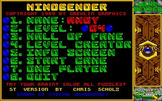 Screenshot of Mindbender